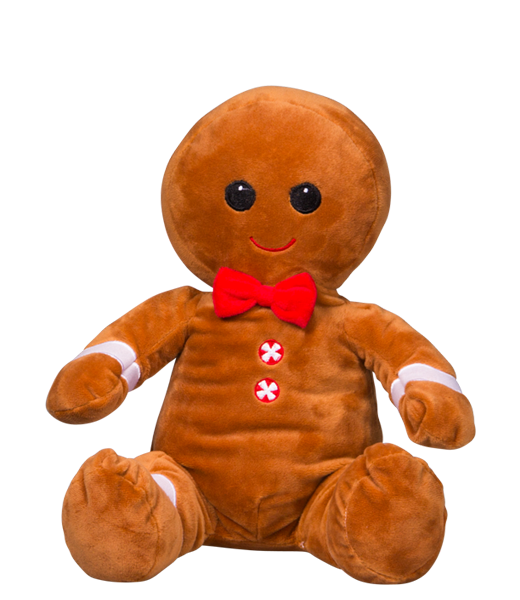 """Snap"" the Gingerbread Man"
