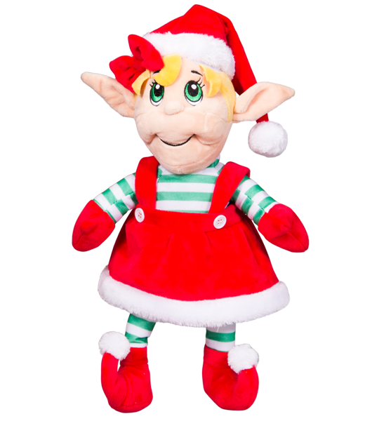 """Belle"" the Elf"