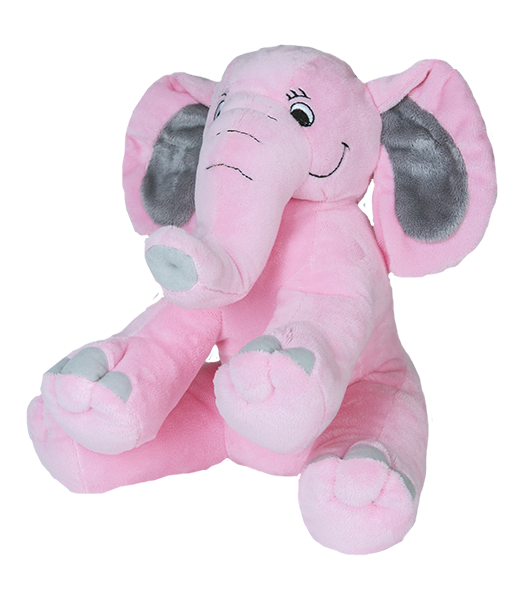 """Pinkie"" the Elephant"