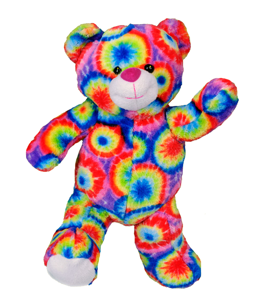 """Rainbows"" the Bear"