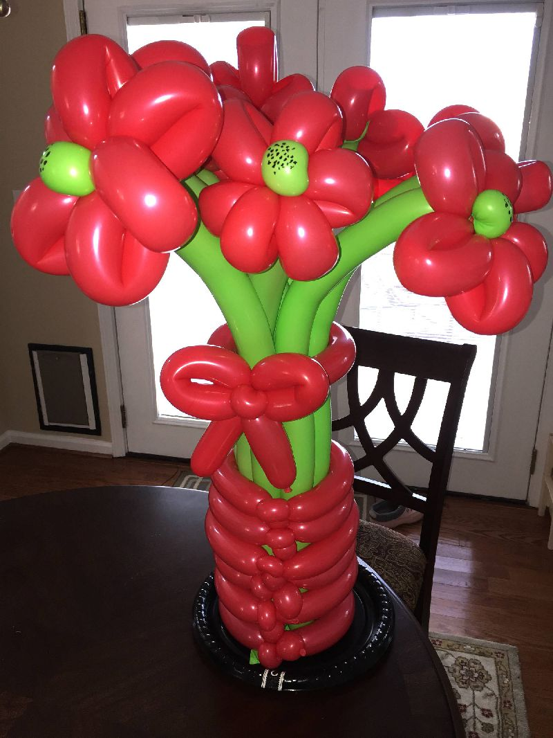 Book A Professional Balloon Twister For Your Event In Raleigh Nc